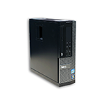 Počítač DELL OptiPlex 790 SFF Intel Celeron G530 2,4 GHz, 4 GB RAM DDR3, 250 GB HDD SATA, DVD-RW, COA štítek Windows 7 PRO
