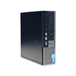 Počítač Dell OptiPlex 790 USFF Intel Core i5 2400S 2,5 GHz, 4 GB RAM, bez HDD, Intel HD, DVD-RW, COA štítek Windows 7 Home Basic