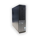 Počítač DELL OptiPlex 790 desktop Intel Core i3 2100 3,1 GHz, 4 GB RAM DDR3, 250 GB HDD SATA, DVD-ROM, COA štítek Windows 7 PRO