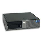 Počítač DELL OptiPlex 990 desktop Intel Core i7 2600 3,4 GHz, 8 GB RAM DDR3, 500 GB HDD SATA, DVD-ROM, COA štítek Windows 7 PRO