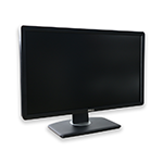 "LCD monitor 23"" Dell Professional P2312H s kabelem"
