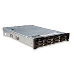Server Dell PowerEdge R720 2U, 2x Intel Hexa Core Xeon E5-2640 2,5 GHz, 32 GB RAM, bez HDD, rámečků, mechaniky a čelního panelu