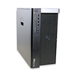 Počítač Dell Precision T7600 tower 2x Intel Xeon Quad Core E5-2643 3,3 GHz, 32 GB RAM, 1000 GB HDD, Quadro 6000, DVD-RW, COA štítek Windows 7 PRO