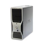 Počítač Dell Precision T3500 tower Intel XEON Quad W3550 3,06 GHz, 8 GB RAM, 250 GB HDD SATA, DVD-RW, Quadro 2000, COA štítek Windows 7 PRO