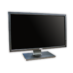 "LCD monitor 23"" Dell UltraSharp U2311 IPS s kabelem"