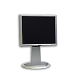 "LCD monitor 17"" Dell UltraSharp 1704FP s kabelem"