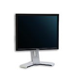 "LCD monitor 19"" Dell UltraSharp 1907FP s kabelem"