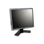 "LCD monitor 19"" Dell Professional P190 s kabelem"