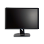 "LCD monitor 24"" Dell UltraSharp U2412 IPS s kabelem"
