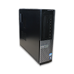 Počítač DELL OptiPlex 990 desktop Intel Core i7 2600 3,4 GHz, 8 GB RAM DDR3, 500 GB HDD SATA, DVD-ROM, COA štítek Windows 7 PRO
