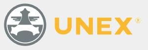 UNEX logo