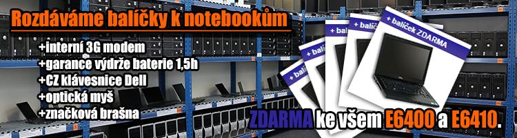 Balíček pro notebooky